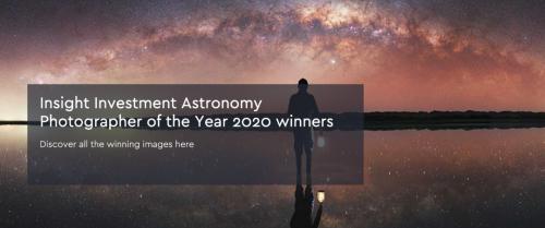 2020天文摄影大赛欣赏:地球的视野,宇宙的浪漫