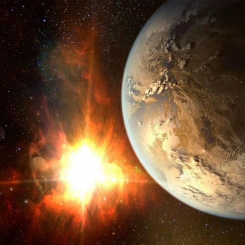 突破性发现:缩小的行星解释宇宙中罕见行星之谜