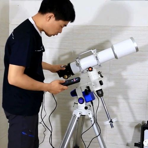 星空教程:威信GP2赤道仪的安装使用指南