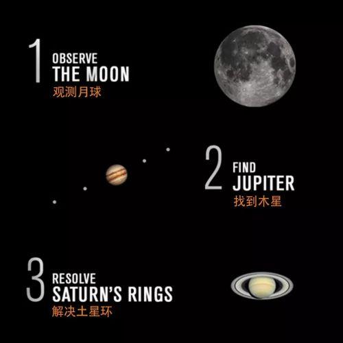12件值得用天文望远镜去尝试的事
