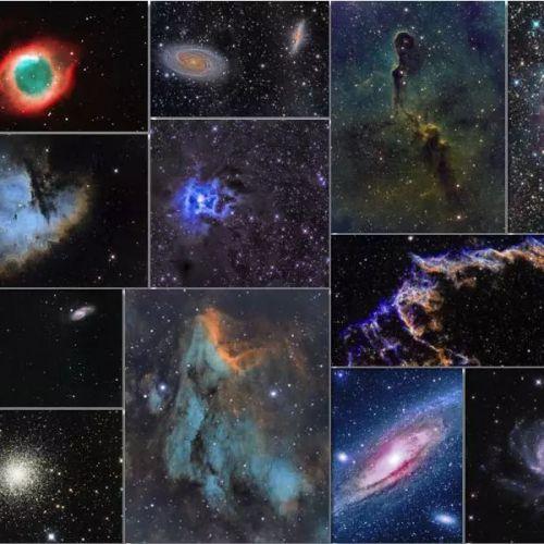 天文摄影   天时地利人和一项都不能少!