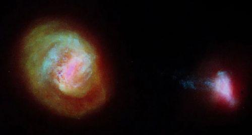 是什么驱动着矮星系的演化进程?