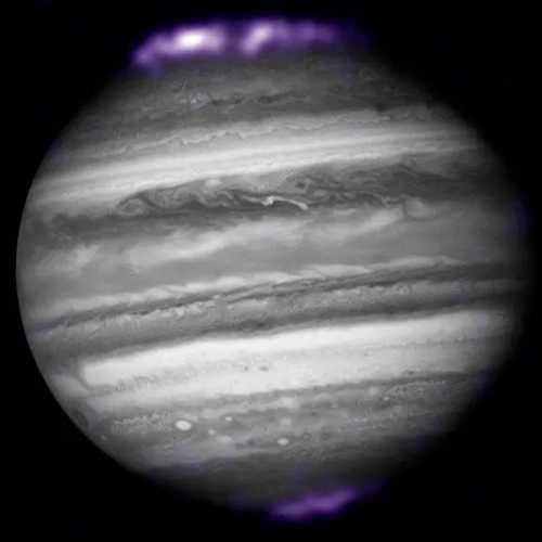 中英科学家揭开四十年木星谜案