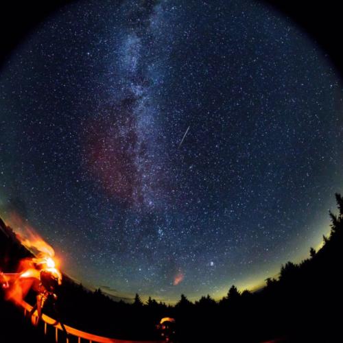 英仙座流星雨 2021:奥斯汀观测指南