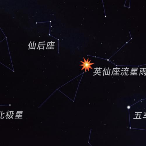 如何观测2021年英仙座流星雨?