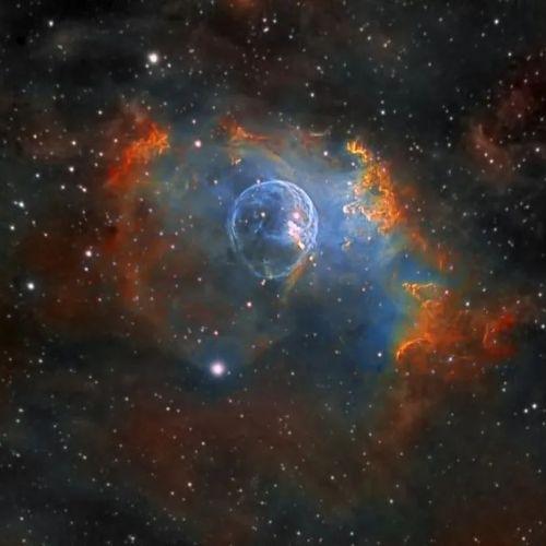 Atik天文相机带给我们的视觉大餐!