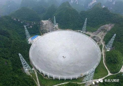 世界上最大的望远镜,FAST口径达500米