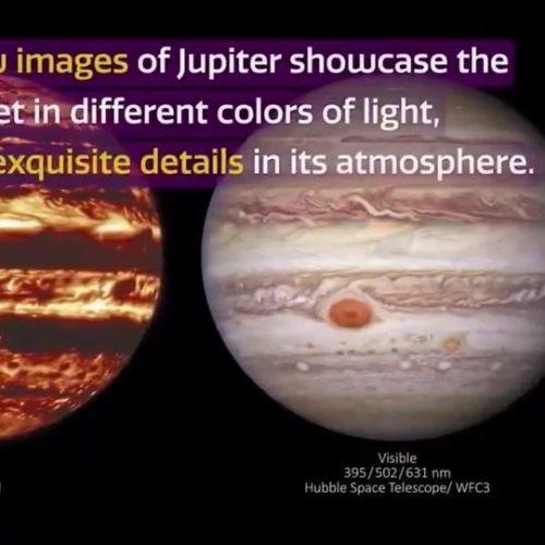 快看,哈勃望远镜又出新片了