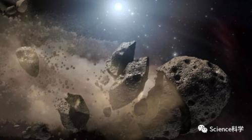 【天文宇宙】小行星2021 RS2本周飞掠地球 是今年至今观测到最接近地球的小行星;突破性的高频引力波探测器捕捉到罕见的事件