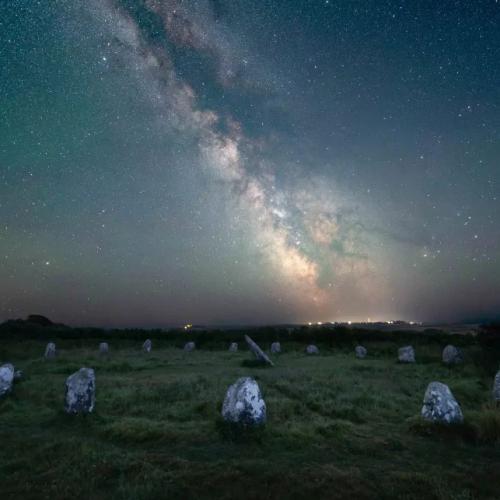 天文摄影初学者:如何拍摄夜空