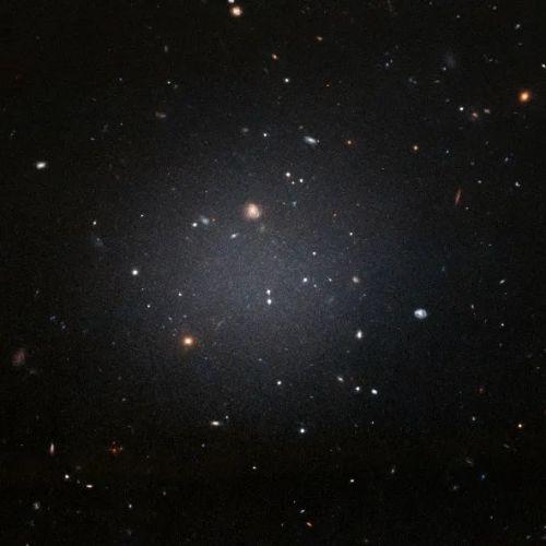 点火失败,浪迹天涯,原来你是这样的超弥散星系