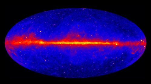 神秘的弥漫γ射线源头找到了!