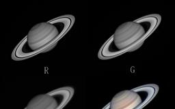 土星冲日打卡
