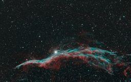 C34-NGC6960-西面纱,女巫扫帚星云