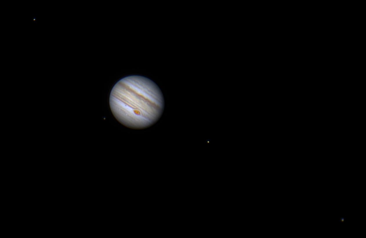 木星小家庭