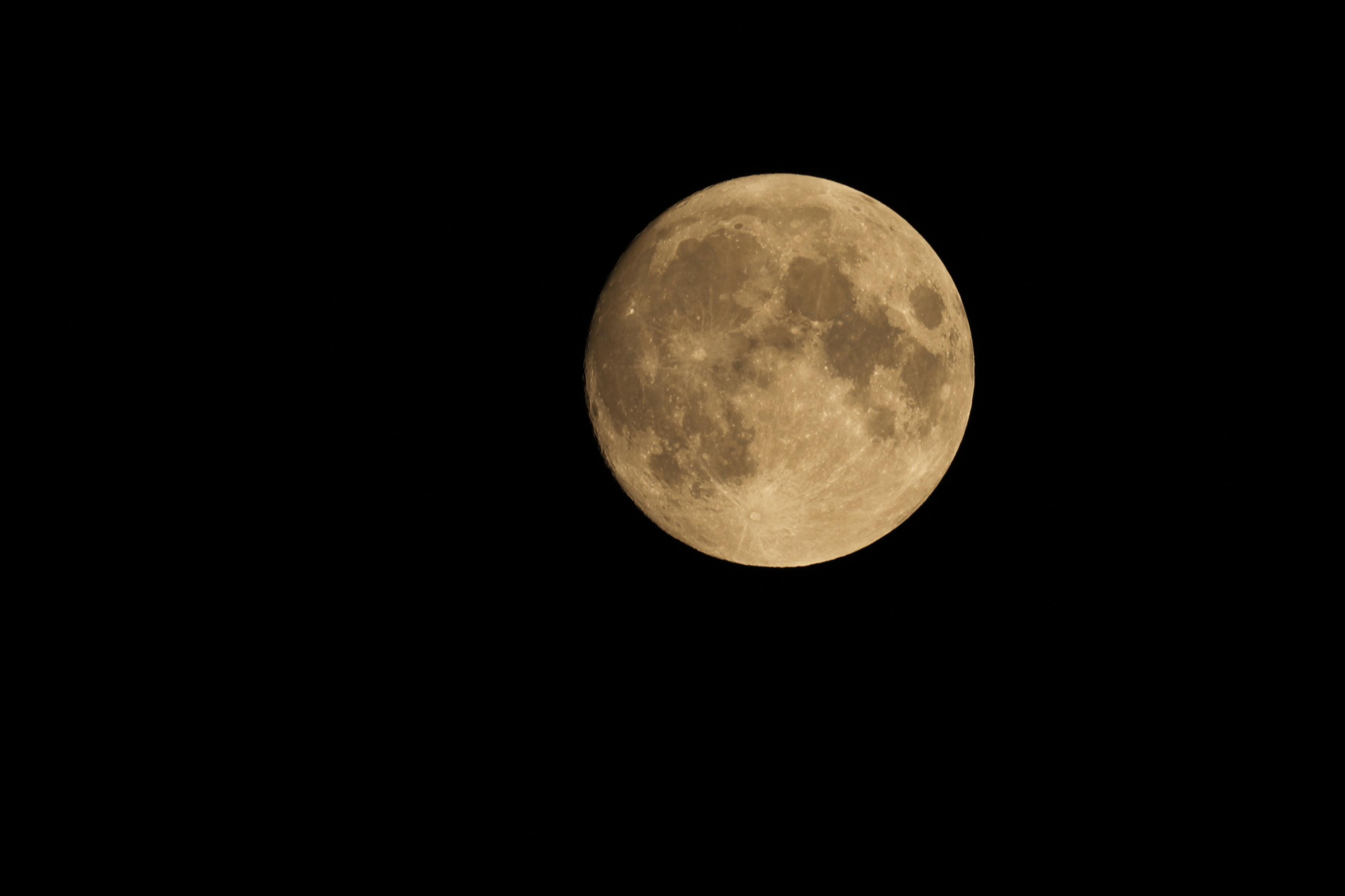 十四的月亮