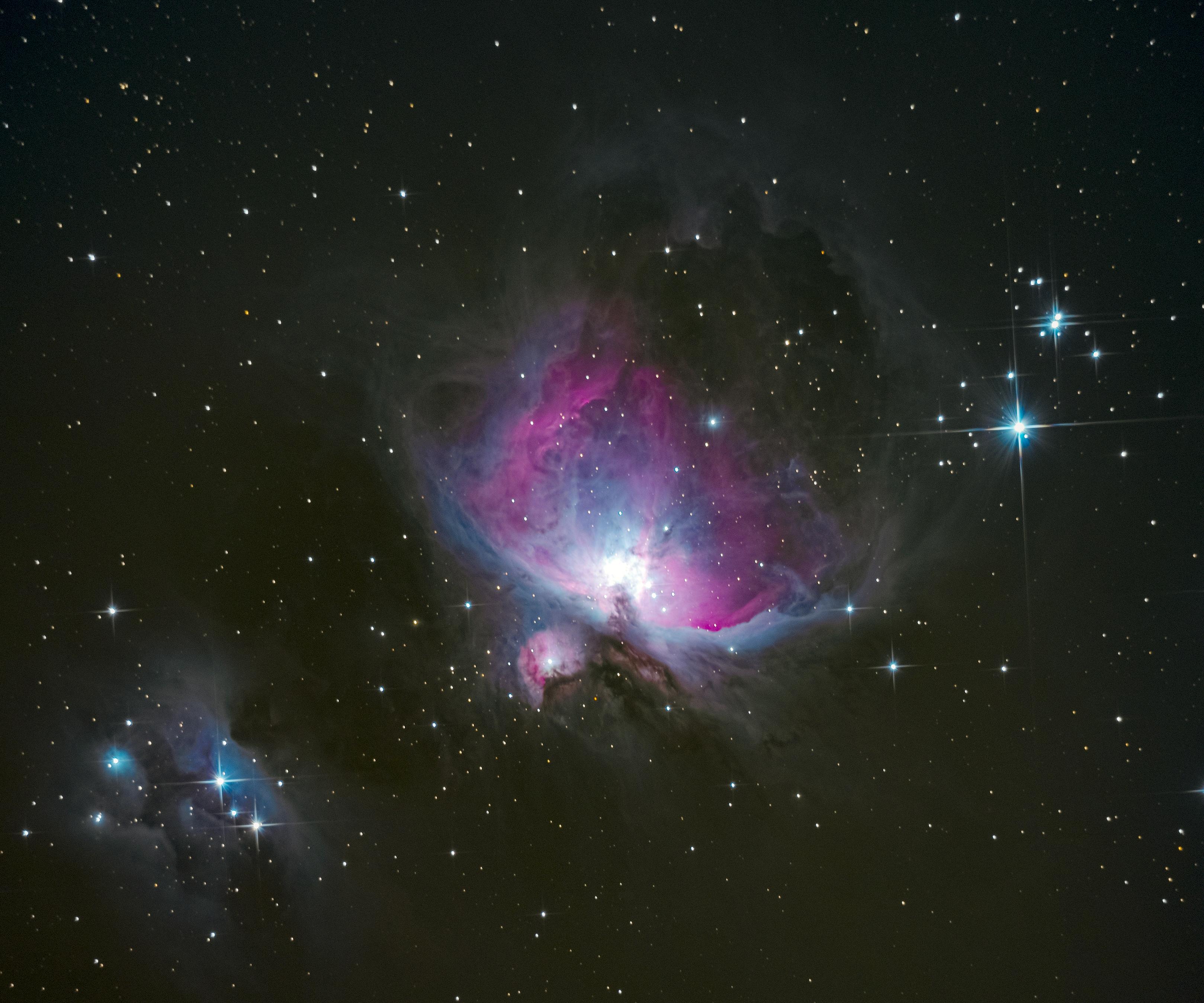 M42-4星-一小时曝光.jpg