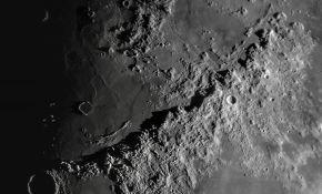 月面—亚平宁山脉