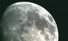 初级望远镜和电子目镜拍摄