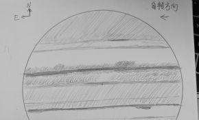 2021年9月6日木星观察&手绘