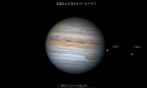 5月行星拍摄合集