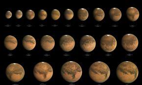 火星 上集 至冲日前夕