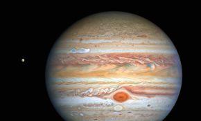 超高清晰的哈勃木星图像