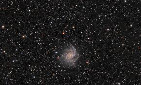 NGC6946 烟花星系