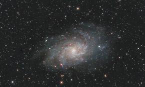 市区中拍摄的M33 小黑 7.5小时