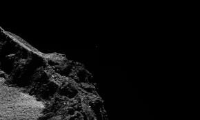 酷图 67P彗星分享