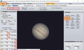 行星拍摄与后期PIPP、AS!3、RS6、WinJupos一条龙