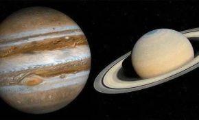 """木星土星""""双雄""""会,过过眼瘾吧"""